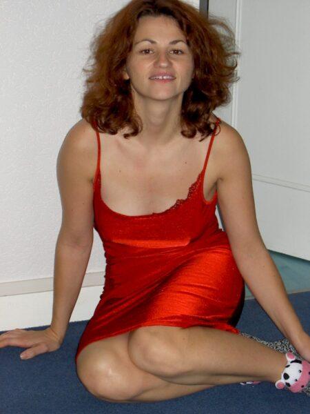 Une femme adultère pour une bonne rencontre